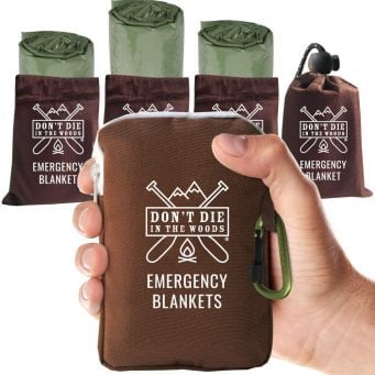 best emergency survival blankets