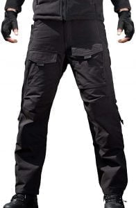 FREE SOLDIER Mens Outdoor Tactical Pants Ripstop Military Combat EDC Cargo Pants Lightweight Hiking Work Pants 196x300 1