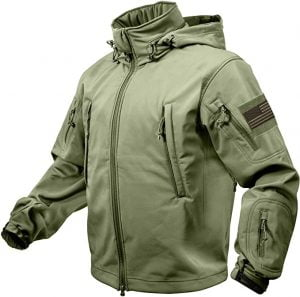 Rothco Special Ops Tactical Soft Shell Jacket 1