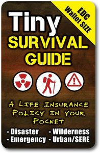 Tiny Survival Guide A Life Insurance Policy in Your Pocket 196x300 1