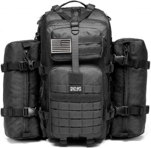CRAZY ANTS Military Tactical Backpack Waterproof 300x293 1
