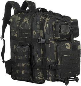 GZ XINXING 64L Large 3 day Molle Assault Pack Military Tactical Army Backpack Bug Out Bag 281x300 1