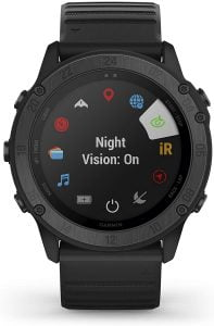 Garmin tactix Delta Premium GPS Smartwatch with Specialized Tactical Features Designed to Meet Military Standards
