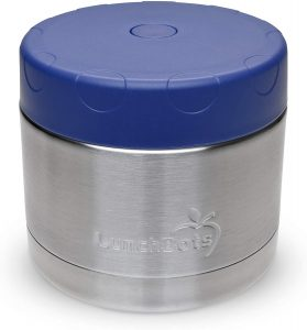 LunchBots 12oz Thermos Stainless Steel Wide Mouth