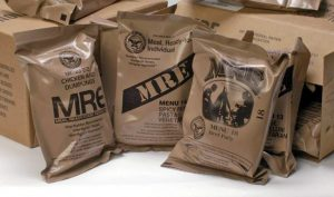 TOP 5 Best MRE - Meals Ready to Eat 2021