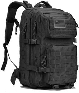 REEBOW GEAR Military Tactical Backpack Large Army 3 Day Assault Pack Molle Bag 255x300 1