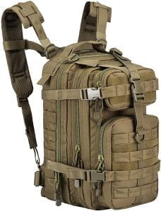 Small Military Tactical Backpack Army Assault Rucksack Pack Bug Out Bag 228x300 1