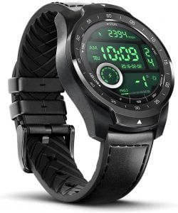 TicWatch Pro 2020 Fitness Smartwatch with 1GB RAM built in GPS Layered Display Long Battery Life