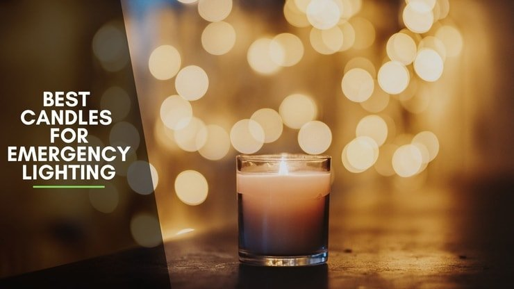 Best Candles For Emergency Lighting